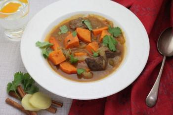 Beef Braised in Rooibos Tea