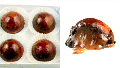 Fruit Caramel Chocolates aka Bonbons