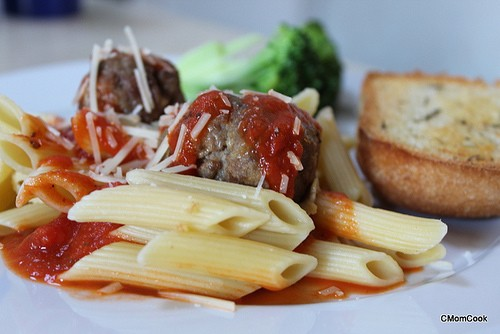 Italian Meatballs ingredients