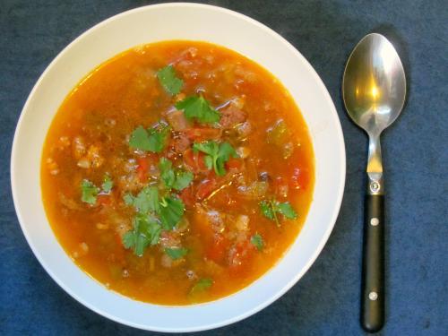 Potluck Soup