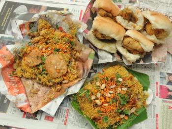 The Bombay Burger – Wada Pav
