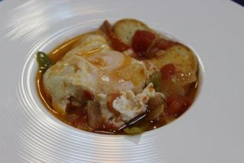 Tomato Soup from Extremadura
