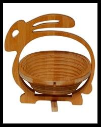 Wooden Fruit Baskets