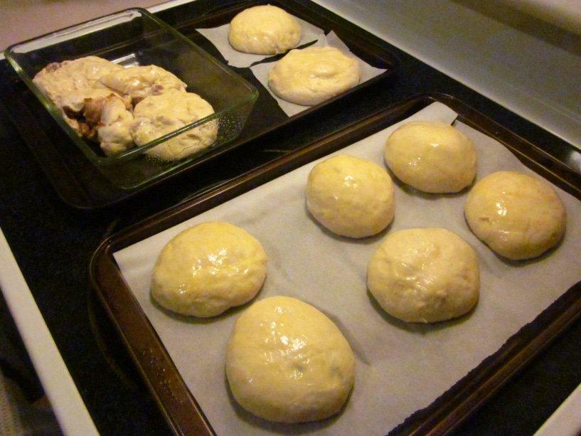 freestanding buns