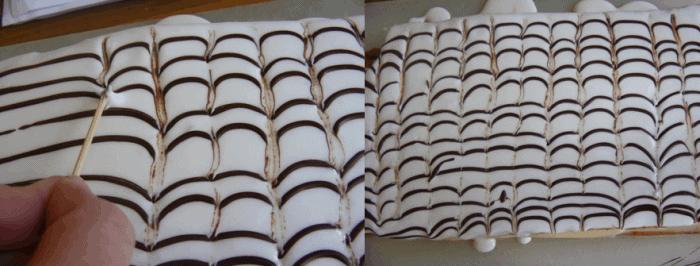 pretty swirly pattern