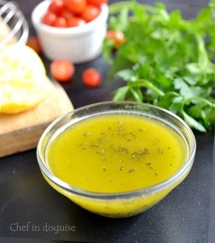 using a lettuce leaf and adjust seasonings