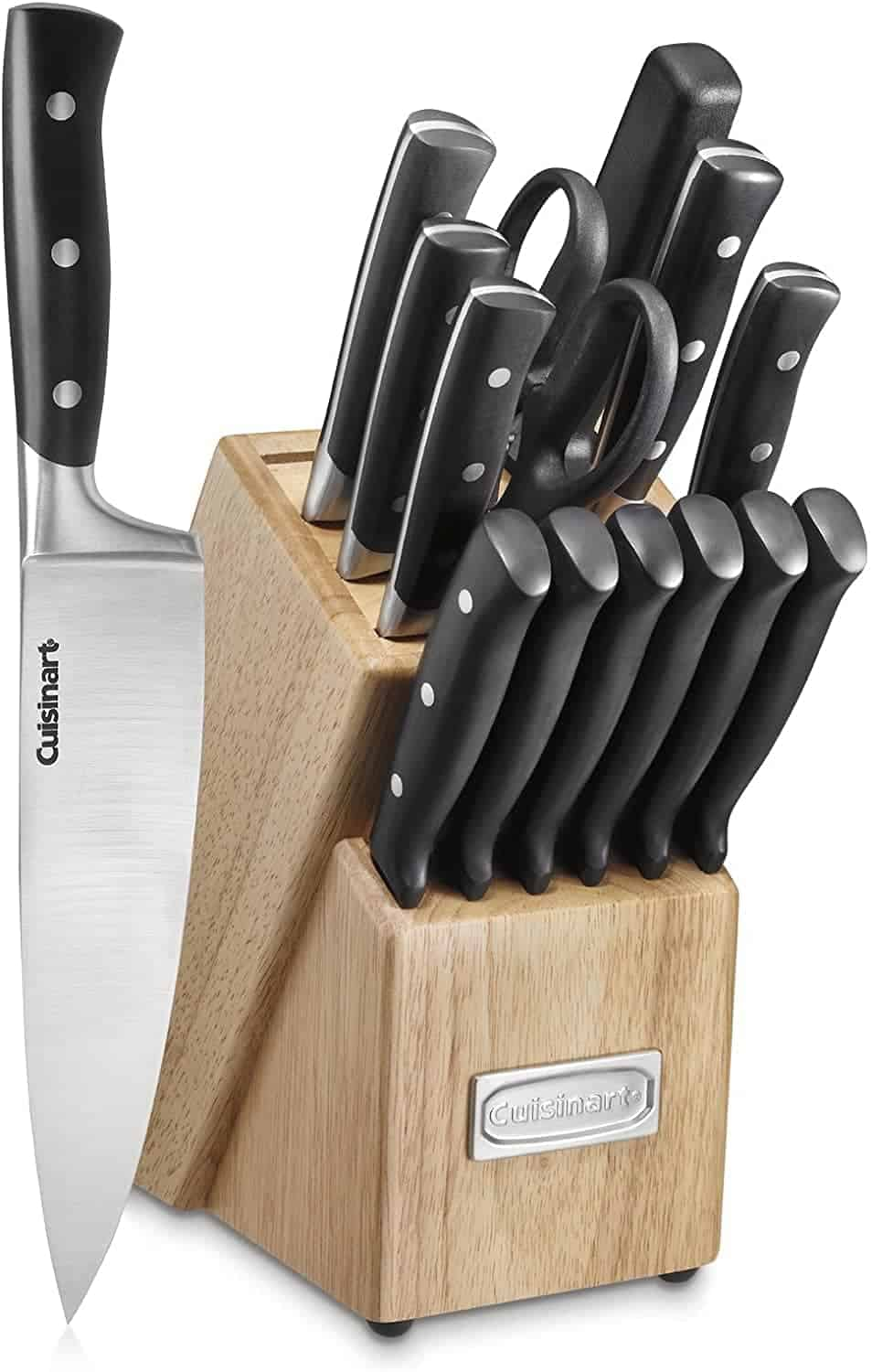 Cuisinart Triple Collection Kitchen Knives