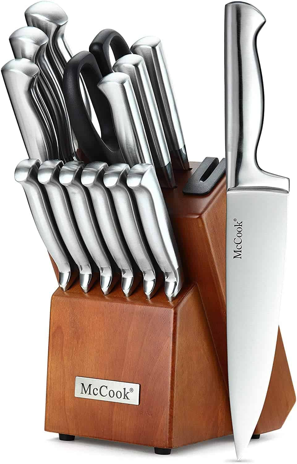 McCook Stainless Steel Kitchen Knives