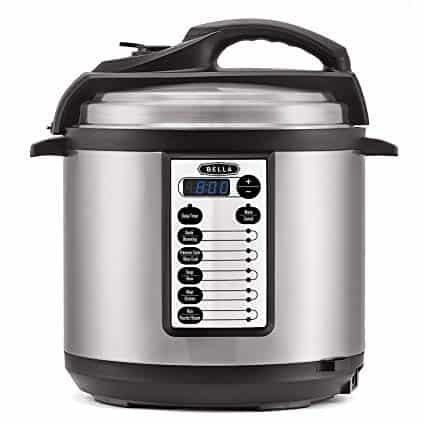 Bella BLA14467 6-Quart Multi-Use Programmable Cooker