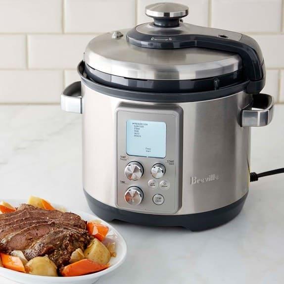 Breville Fast Slow Pro 6 QT Multi Cooker
