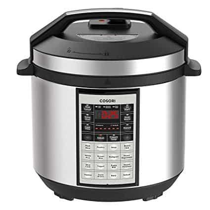 Cosori 6 Quart 8-in-1 Multi-Functional Cooker