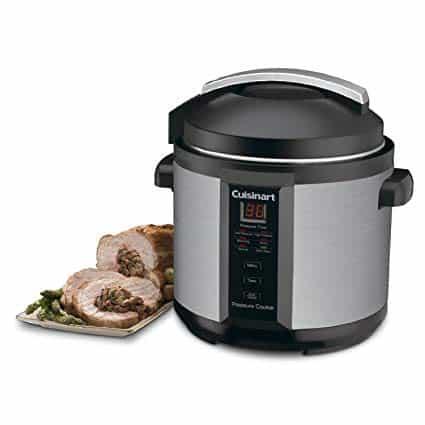 CuisinArt CPC-600 6 Qt 1000 Watt Electric Cooker