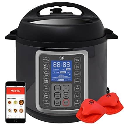 Mealthy Multipot 9-in-1 Programmable 6 QT