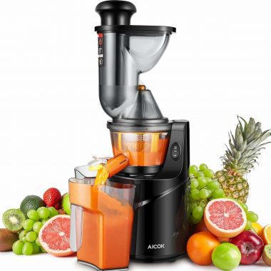 Aicok Juicer Masticating Juicer Blender