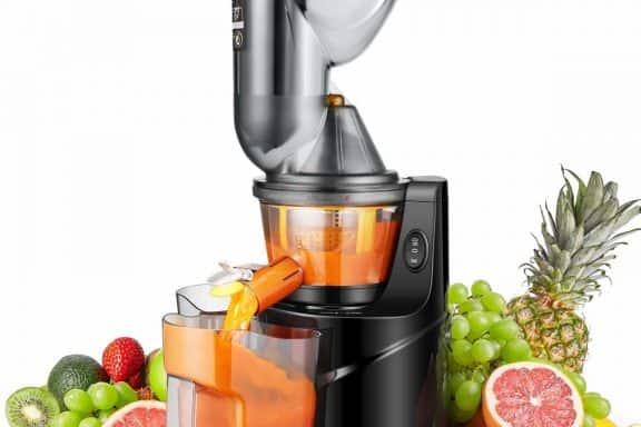 Aicok Juicer Masticating Juicer Blender