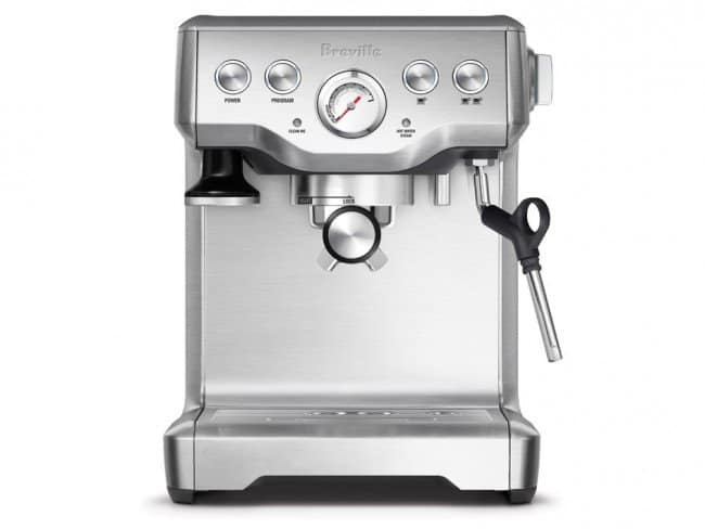 Breville Infuser Espresso Machine (BES840XL)
