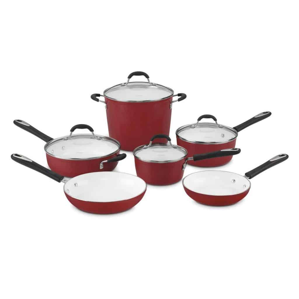 CUISINART 59-10R Elements 10-Piece Set