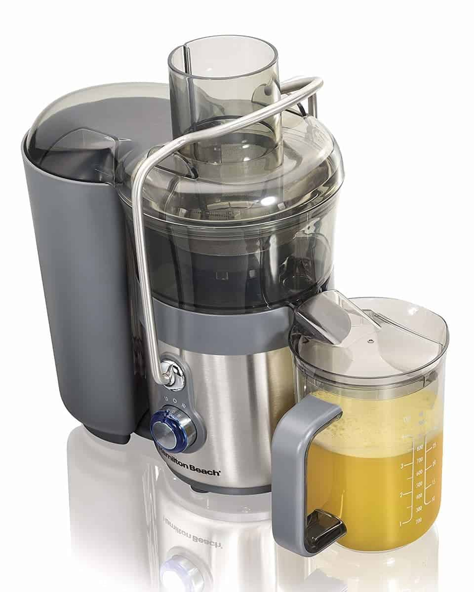 Hamilton Beach Easy Clean Big Mouth 2-Speed Juice Extractor