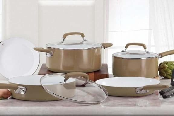 WearEver Ceramic Cookware