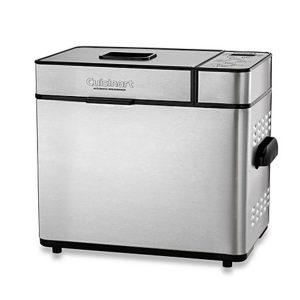 Cuisinart CBK 100 Bread Maker, stainless steel