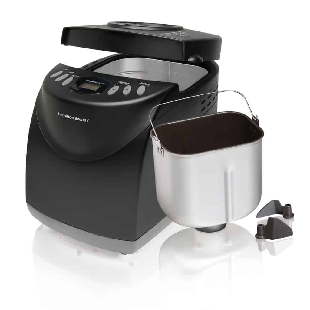 Hamilton Beach (29882) Bread Maker in black