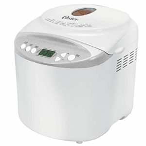 Oster ExpressBake Bread Maker in white