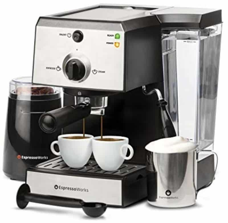 EspressoWorks 7 Pc All in One