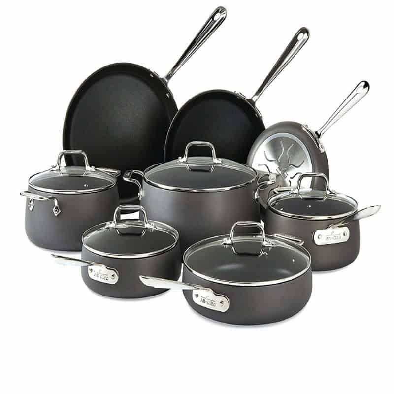 All-Clad-Nonstick-Cookware-Set