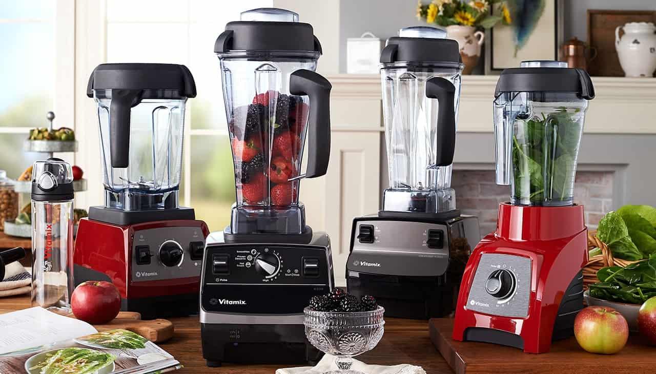 Best vitamix blender gadgets on a counter
