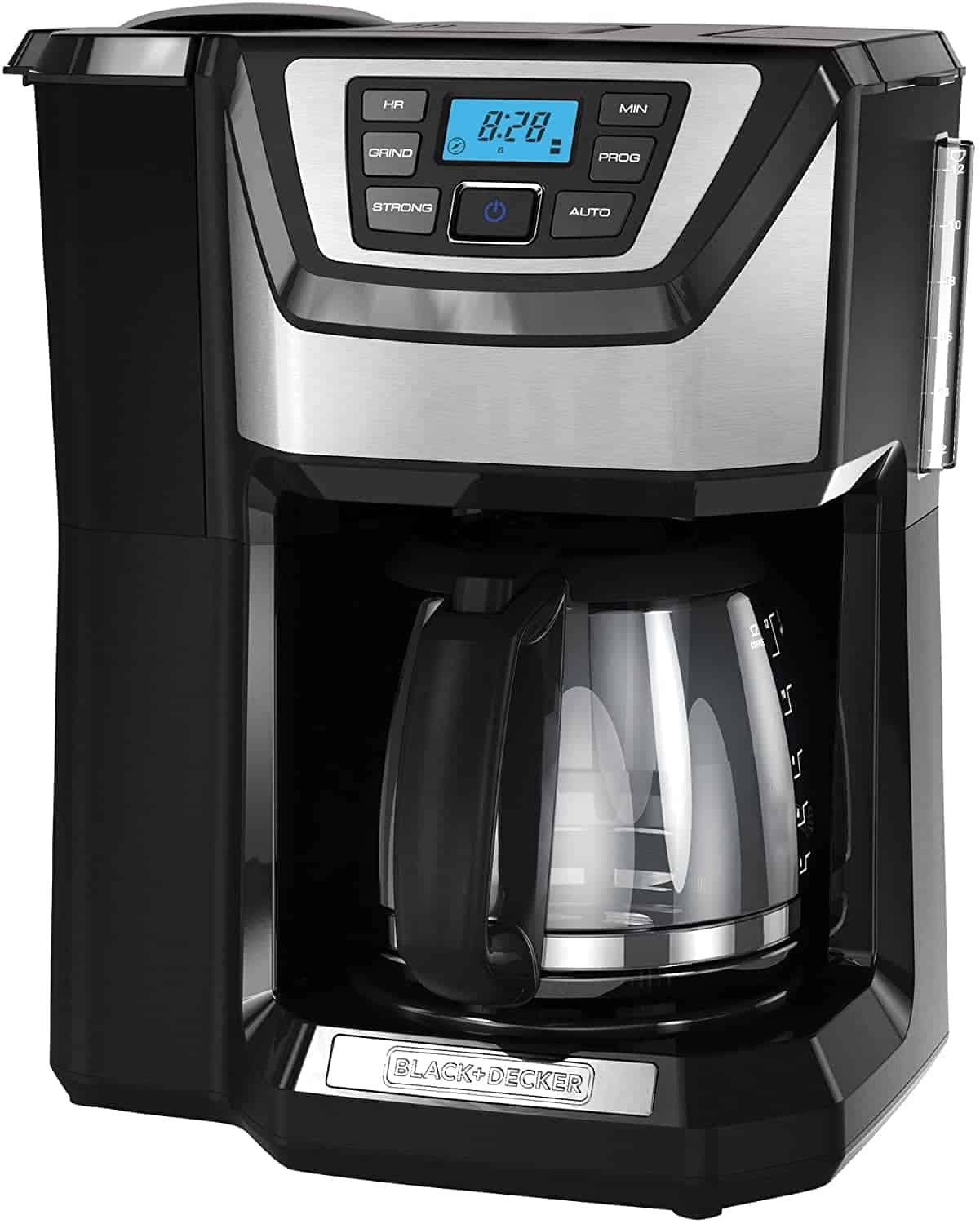 Black+Decker Coffee Maker with Grinder