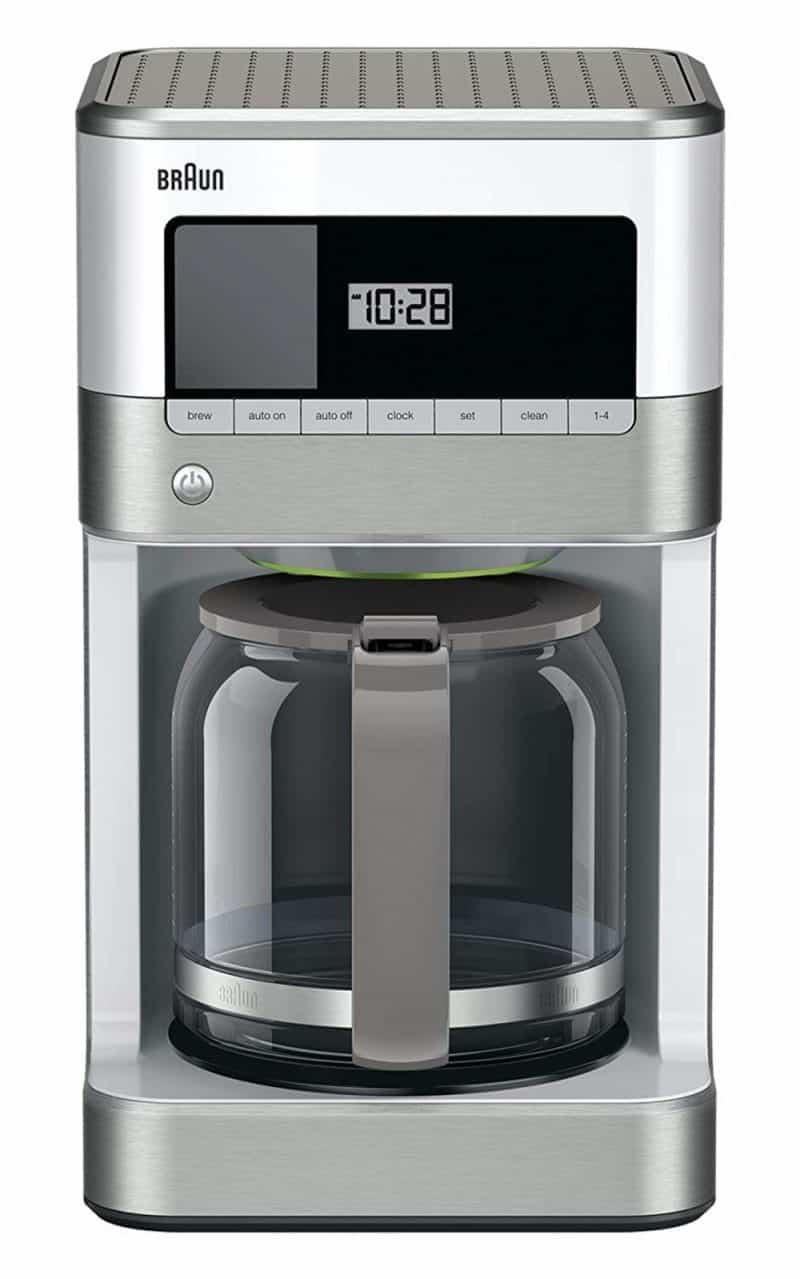 Braun BrewSense Home Coffeemaker