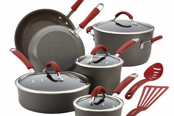 Best nonstick cookware sets - Rachael Ray