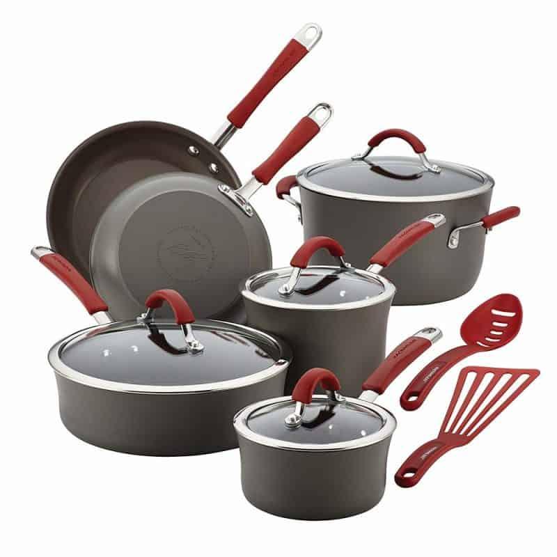 Best nonstick cookware sets - Rachael Ray