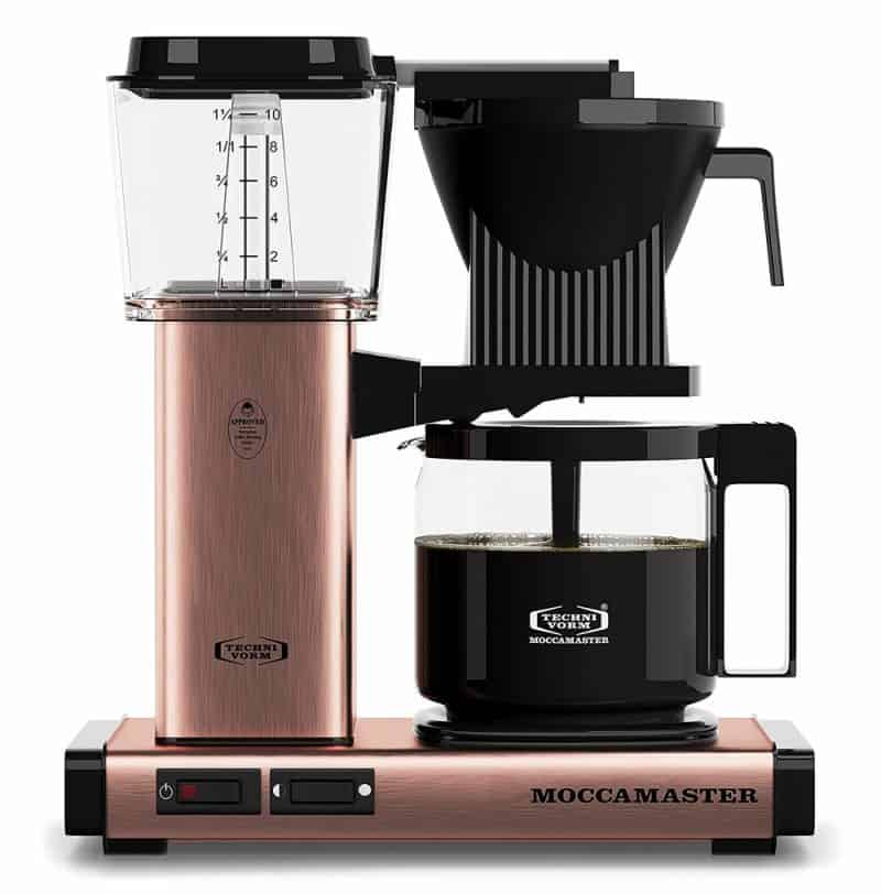 Best Home Coffee Maker On The Market In 2018