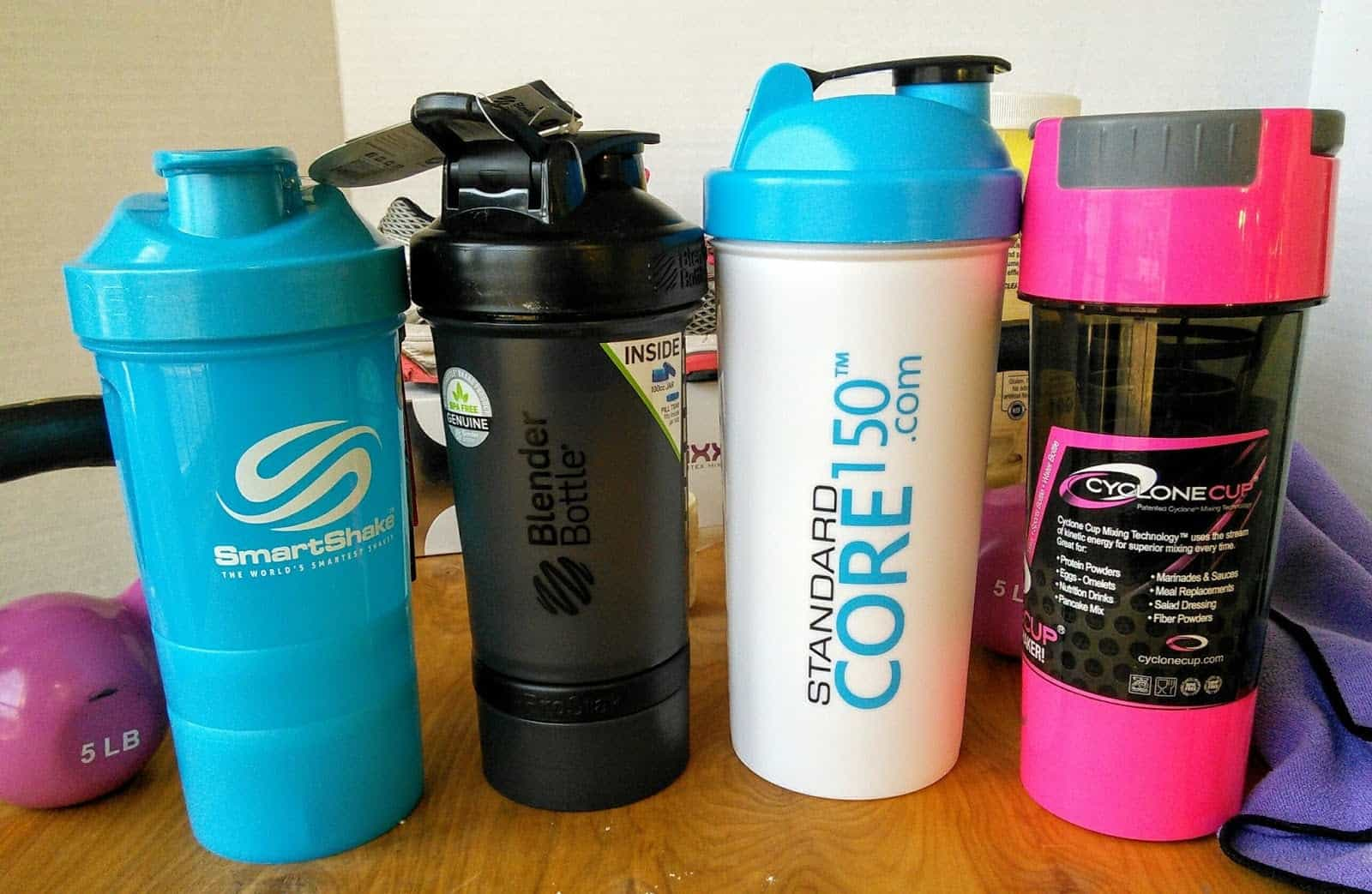 What is the best protein shaker bottle