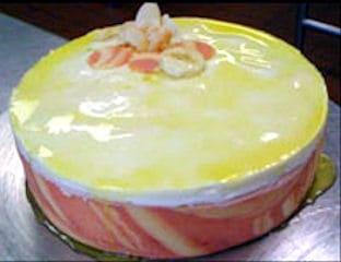 bake off the sponge