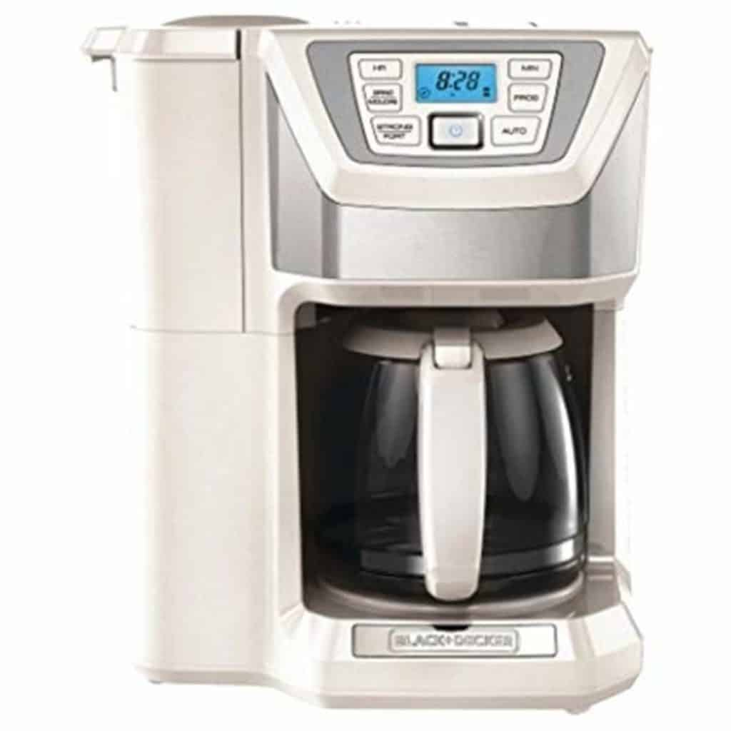 Black + Decker Mill and Brew 12-Cup Programmable Coffee Maker