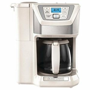 Black and Decker CM5000WD Coffee Maker with Grinder