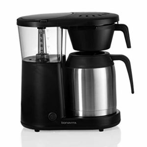 8. Bonavita 8-Cup One-Touch Coffee Maker, Black