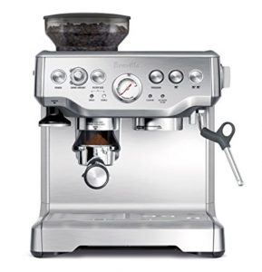 Breville BES870XL Coffee Maker and Grinder