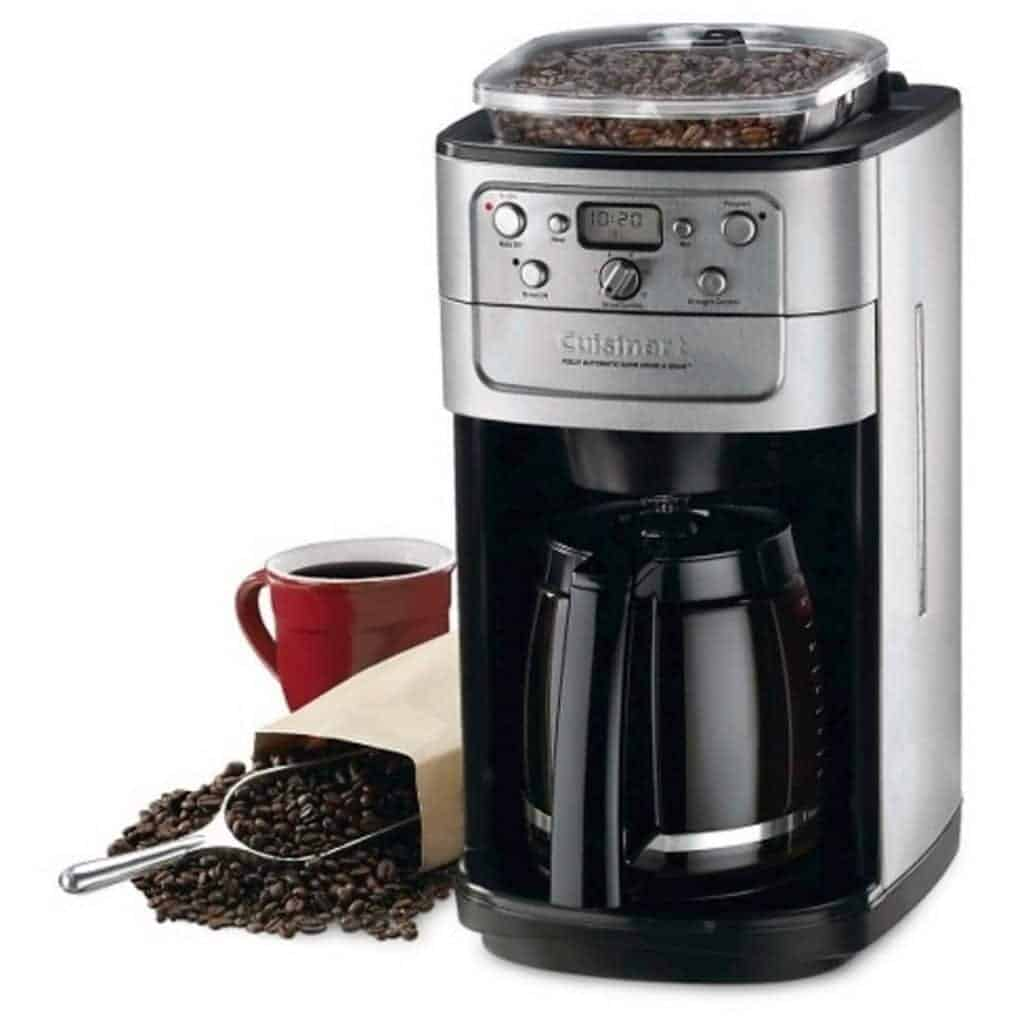 Cuisinart Fully Automatic Grind & Brew 12 Cup Coffee Maker