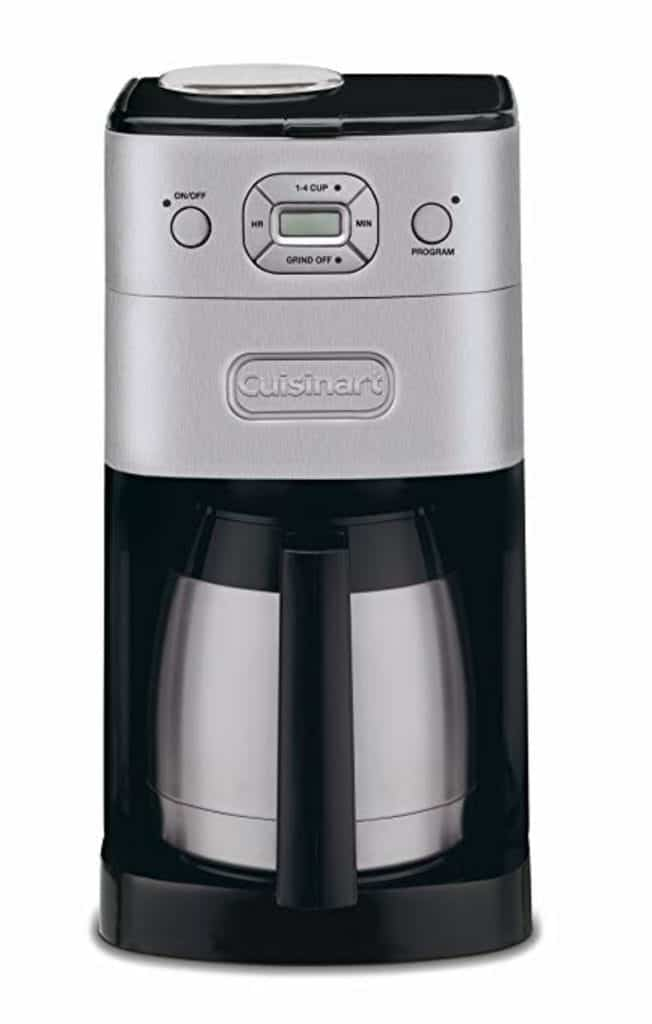 Cuisinart Grind-and-Brew Thermal Automatic Coffee Maker