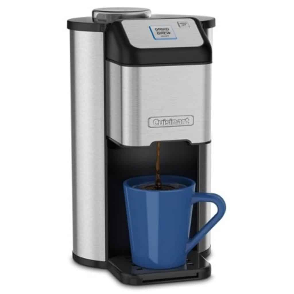 Cuisinart Single-Cup Grind and Brew