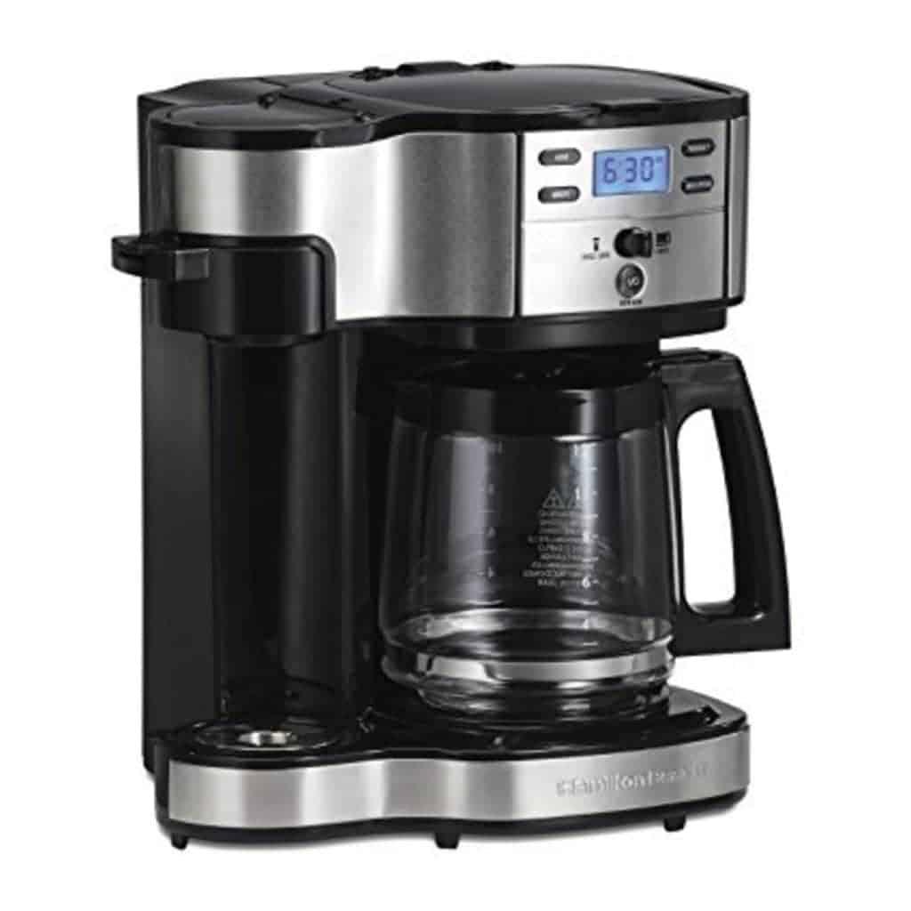 Hamilton Beach (49980A) Single Serve Coffee Pot