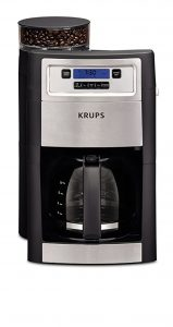 KRUPS Grind and Brew Automatic Coffee Maker