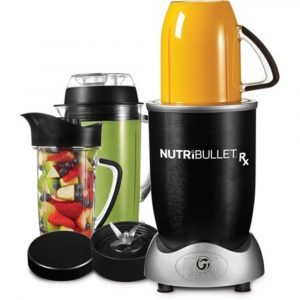 Magic Bullet NutriBullet Rx 1700-Watt Blender N17-1001