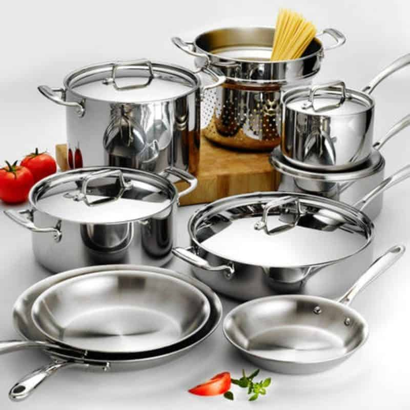 Tramontina 14 Piece Cookware Set