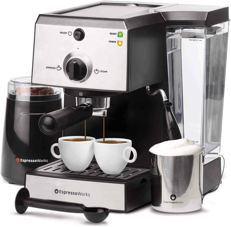 Espresso Works Cappuccino Maker