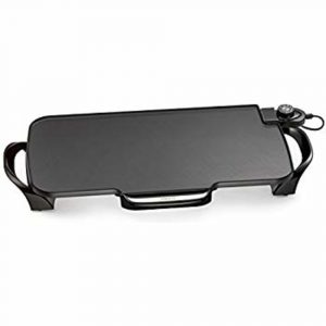 Presto 07061 22 Inch Electric Griddle with Removable Handles