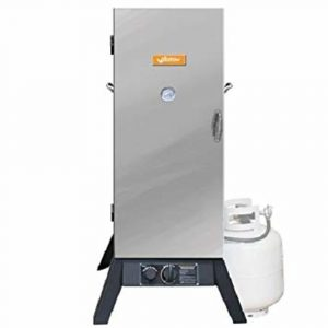 Weston 36-Inch Outdoor Propane Vertical Smoker